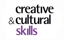 Creative and Cultural Skills Logo